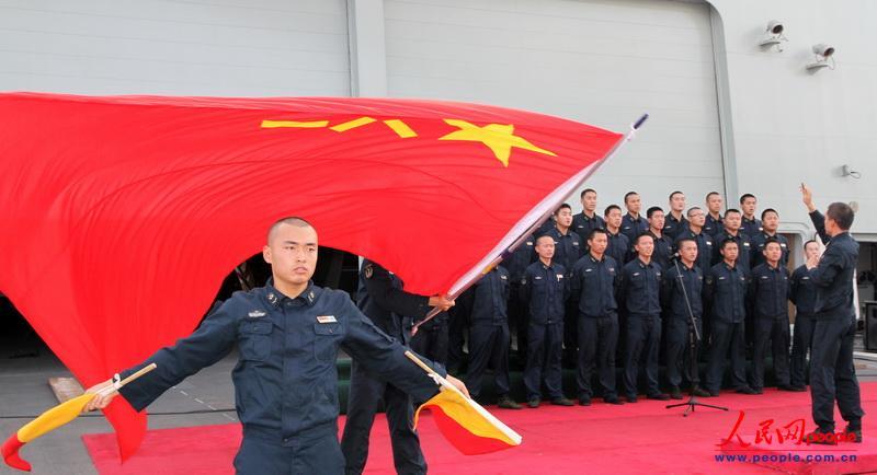 高清 中国海军第六批护航编队图片