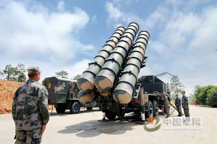土耳其撤消向中國採購遠程防空導彈合約