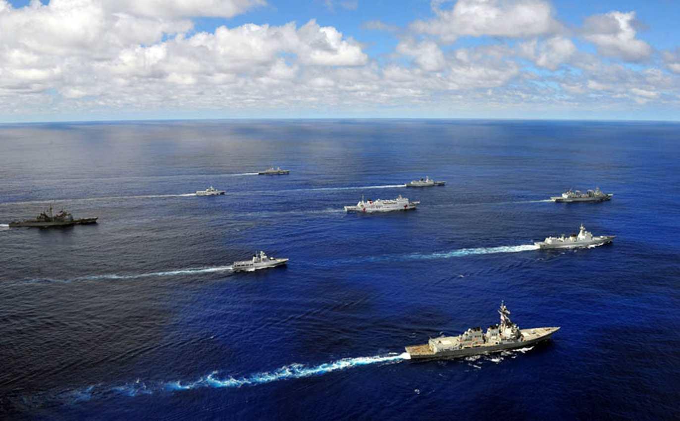 军事专家:环太军演中国究竟是不是打酱油