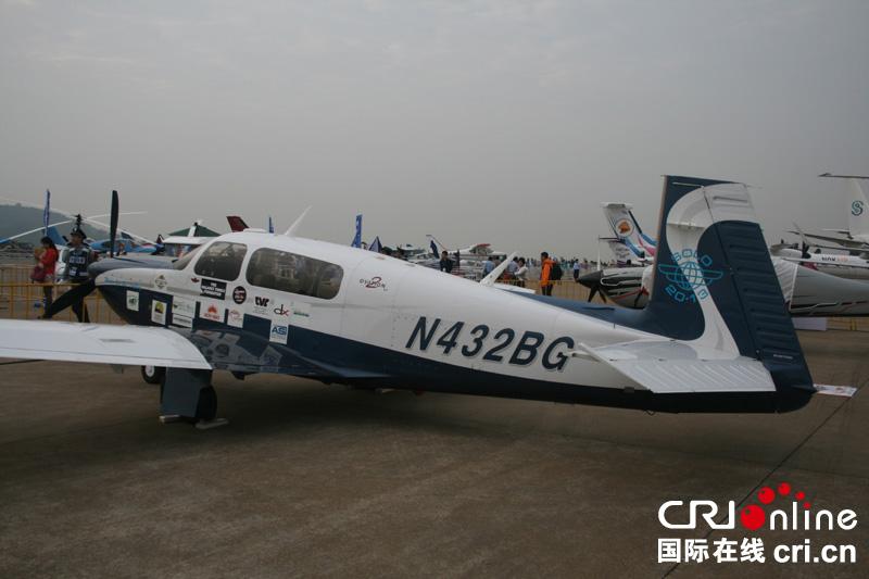 美国穆尼m20r私人飞机