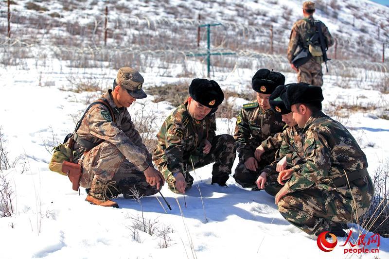 武警新疆边防总队塔城边防支队联合驻地解放
