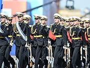 俄罗斯海军仪仗队