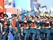 俄罗斯陆军仪仗队