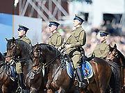 克里姆林宫骑兵警卫方队