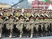 亚美尼亚陆军方队