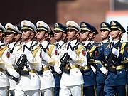 中国三军仪仗队方队