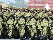 俄罗斯侦察兵方队