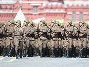 莫辛-纳甘步枪兵方队
