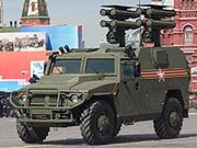短号-D新型反坦克导弹系统