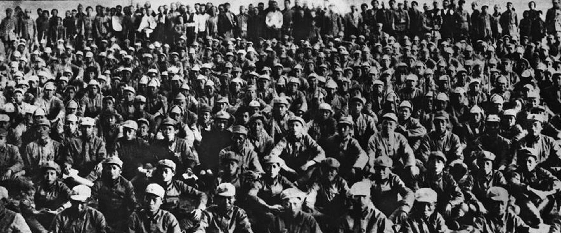 长征到达陕北的红军部队