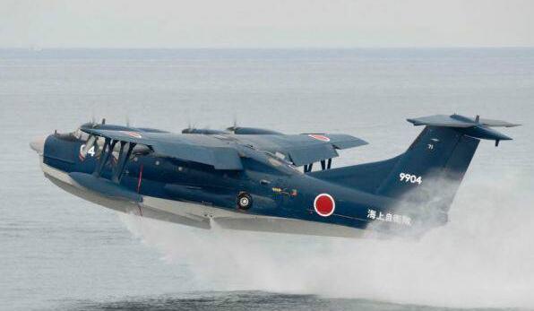 资料图:日本的us-2水上飞机