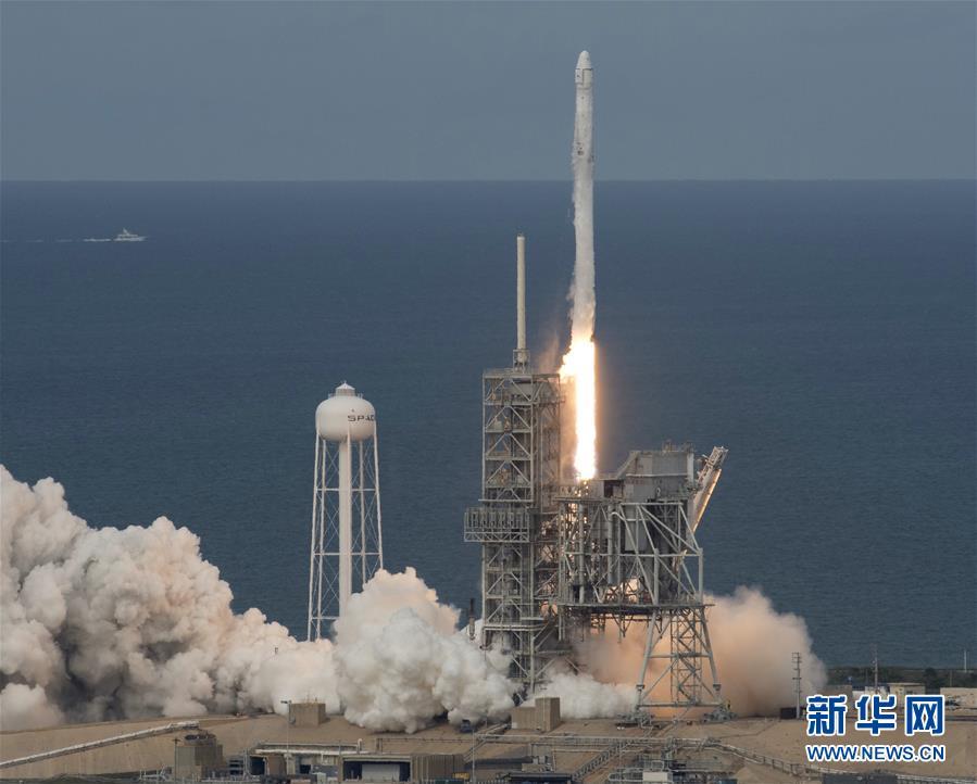 高清:中国独立设计实验首次飞向国际空间站