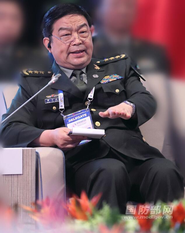 第七次中国—东盟防长非正式会晤举行