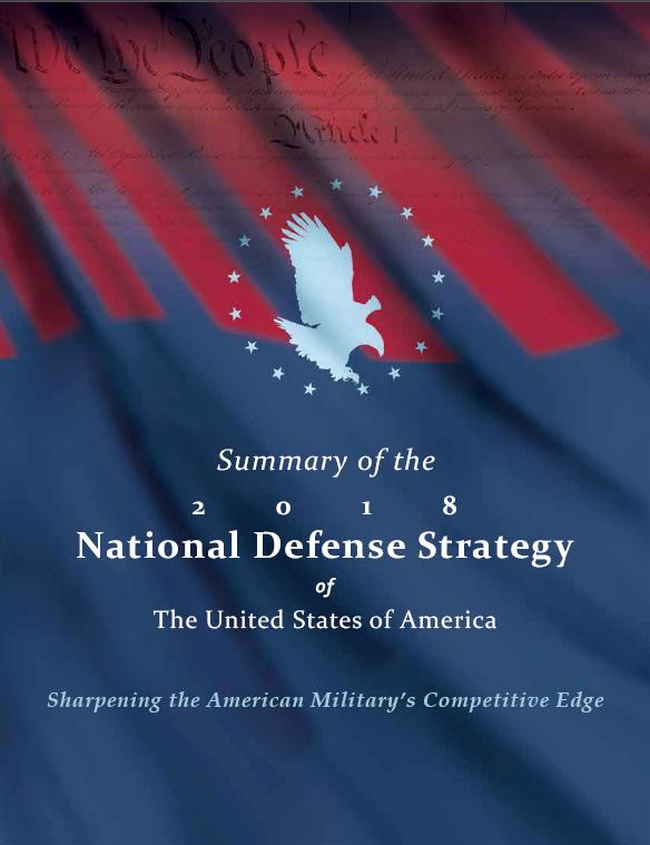 专家:美国军事战略重点转向中俄欲获绝对优势 山山飞虎队