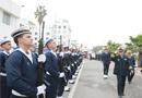 海军第27批护航编队结束对摩洛哥访问