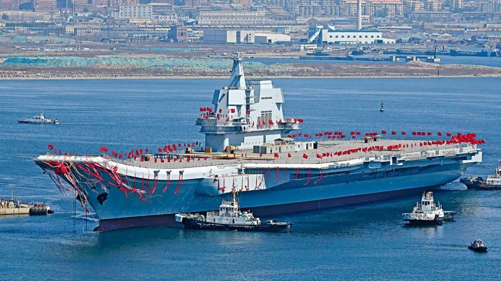 专家:中国反航母手段多 一招可瘫痪整个编队