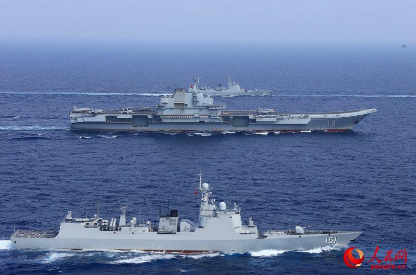 专家:辽宁舰具较强战力 第二艘航母入列后将迅速形成战力