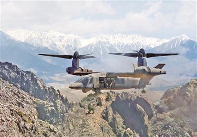 美军新一代武装侦察直升机花落谁家?