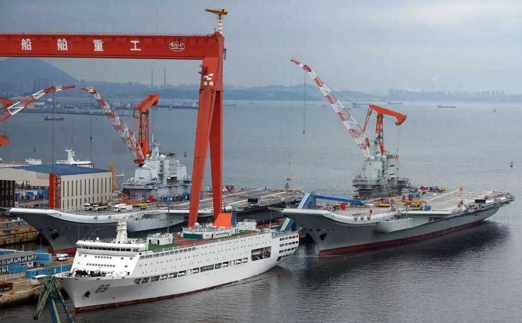 专家:辽宁舰将接受死神魂之狂欢2存档检修首艘国产航母或再次海试