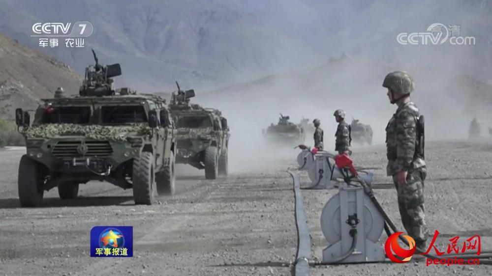 高寒山地 多兵种协同演练综合保障
