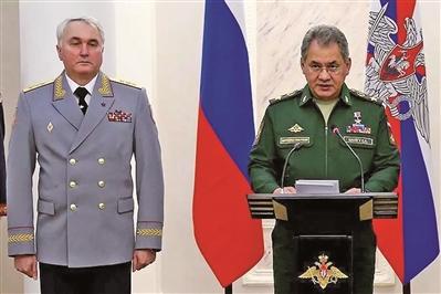 俄組建新機構深化國防改革