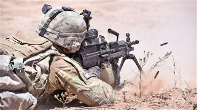揭开美军新步枪神秘面纱