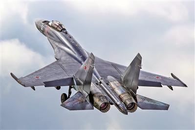 俄在南千岛群岛部署苏-35
