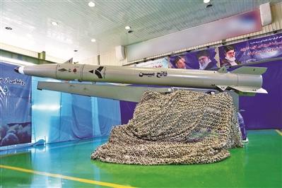 伊朗升级反舰导弹能否威慑美航母