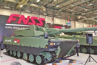中型坦克为何走俏东南亚