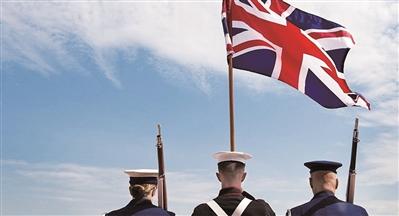 """英国海军因""""缺钱""""实力下滑"""