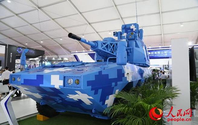 中船重工首次亮相中国航展:让海洋装备技术跨进陆空天