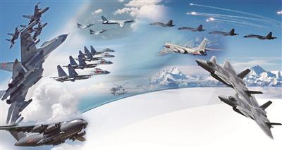 空战英豪搏击长空——从阅兵看改革开放以来空军装备发展成就