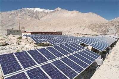太阳能电池,未来战场的主要能源