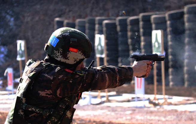 武警吉林总队延边支队开展跨区域综合演练锤炼部队打赢能力