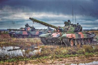 俄加强西部兵力部署应对北约