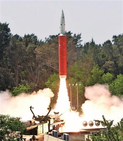 印度测试反卫星武器