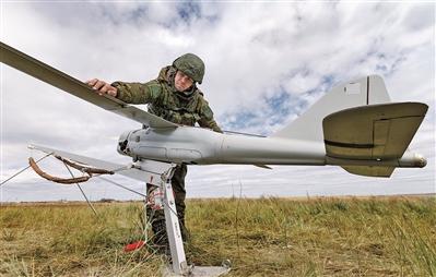 俄在南千岛群岛部署无人机分队