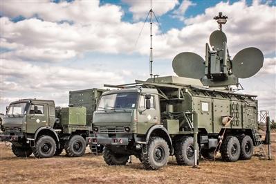 俄部署电子战系统反制西方