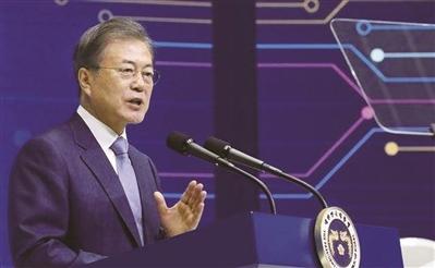 韩美六月峰会谈半岛无核化