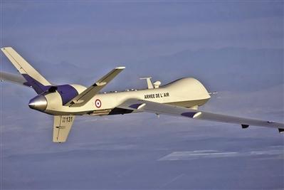 法军加大无人机操作员培训力度