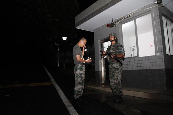 记者手记:体验在中越边境戍边的日子t161次列车