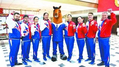 俄罗斯带着8名奥运冠军出征军运会