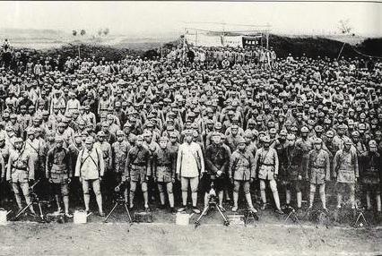 1937:生死存亡筑长城