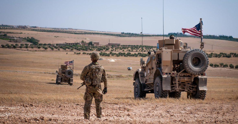 俄媒:美军在叙利亚遭亲土耳其武装分子袭击