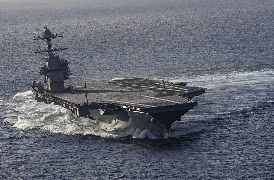 超级航母未来面临四大威胁 不可动摇地位将被改变