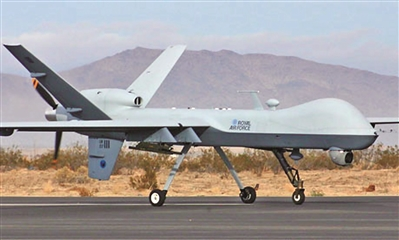 用人工智能提高无人机作战能力