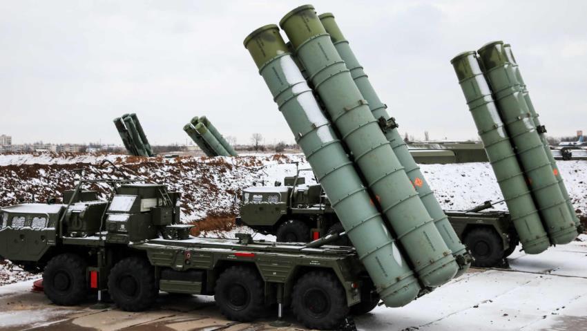俄方透露将在明年9月向印度交付首批S400导弹