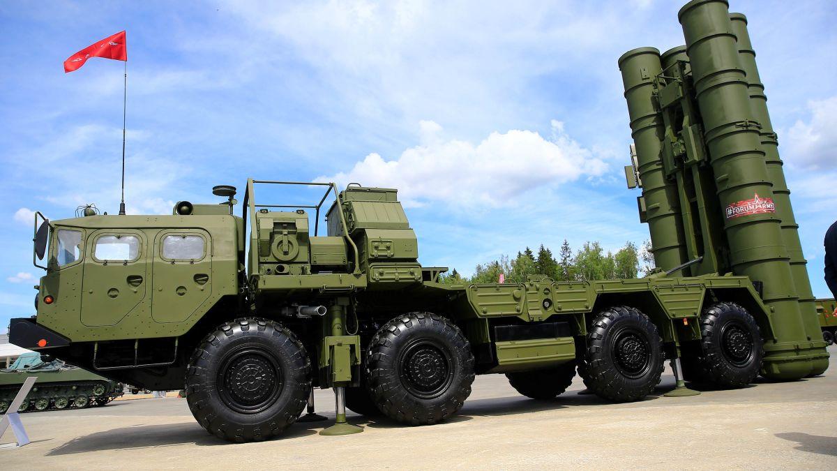 俄罗斯拟于2025年完成向印度交付5个团S400