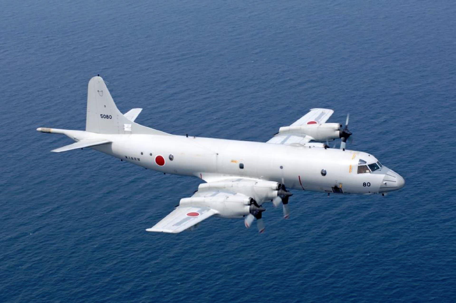 日本拟向中东派遣自卫队出动1艘护卫舰和1架巡逻机