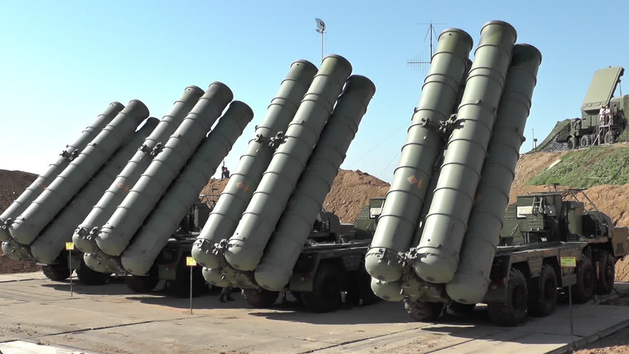 """土耳其购俄S400导弹 特朗普""""推锅""""给了奥巴马"""